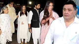 Video Emotional Aishwarya Rai With Full Bachchan Family At Shashi Kapoor's Last Rites MP3, 3GP, MP4, WEBM, AVI, FLV Desember 2017