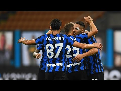 Goal D'Ambrosio vs Atalanta 0 1 / All goals / 01.08.2020 / Seria A 19/20 / Calcio Italy