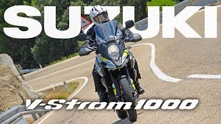 6. Suzuki V-Strom 1000 XT Prueba / Test / Review [Full HD]