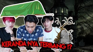 Video SEREM !! KERANDA NYA TERBANG ? MP3, 3GP, MP4, WEBM, AVI, FLV Maret 2019