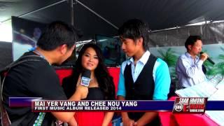 Suab Hmong E-News: Mai Yer Vang&Chee Nou Yang, Hmong Singers