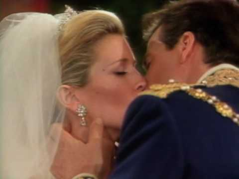 Guiding Light - Cassie and Richard's royal wedding (видео)