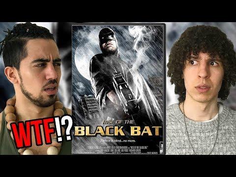 BLACK BAT - Die BATMAN Kopie die niemand wollte.. | Jay & Arya