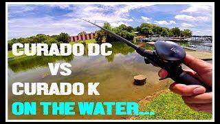 Video SHIMANO CURADO DC ON THE WATER IMPRESSIONS VS THE CURADO K! MP3, 3GP, MP4, WEBM, AVI, FLV Februari 2019