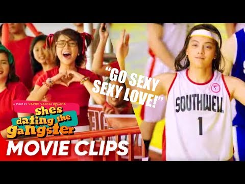 """Athena: """"Go sexy,sexy love! 