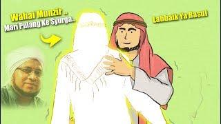 Video Mengharukan, Rasululloh Mengajak Habib Munzir Al Musawwa Pulang Ke Syurga MP3, 3GP, MP4, WEBM, AVI, FLV Januari 2019
