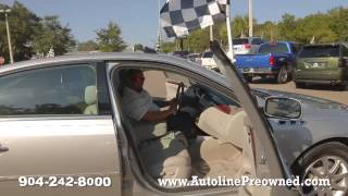 Autoline's 2008 Buick Lucerne CXL  Walk Around Review Test Drive