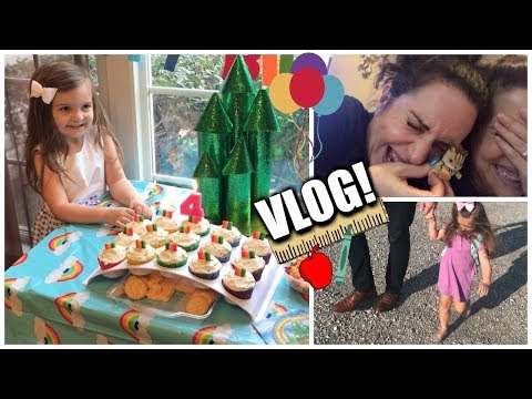 VLOG | Starting School, Party Time, LaughCries