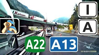 Vipiteno Italy  City pictures : Italia. A22. Österreich. A13. ✕ Vipiteno - Innsbruck