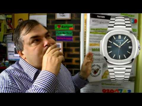TRICKEY WRIST WATCH CHOICES - Patek Philippe 5711 or Rolex Day-Date 40 - NEW SERIES_A valaha feltöltött legjobb karóra videók