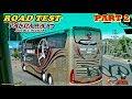 foto PART 2 - LIPUTAN ACARA ROAD TEST PANDAWA 87 DOUBLE DECKER  HINGGA JADI PUSAT PERHATIAN MASYARAKAT Borwap