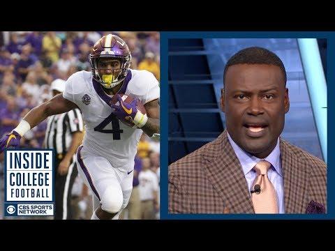 Video: Alabama vs Lsu Predictions | Inside College Football