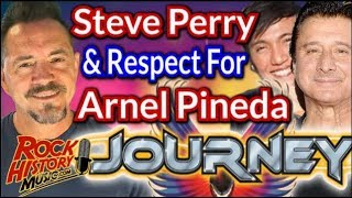 Video Steve Perry Didn't Sing At Rock Hall Because He's On Arnel Pineda's Side MP3, 3GP, MP4, WEBM, AVI, FLV Agustus 2018