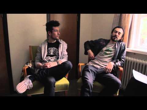 Bastille | Interview with Dan & Kyle | SUPERTONIC