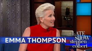 Video Emma Thompson Could Have Been Our First Lady MP3, 3GP, MP4, WEBM, AVI, FLV Januari 2019