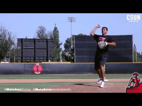 Reggie Theus First Pitch Promo #3