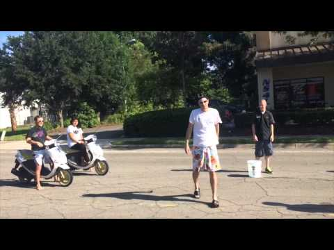 NS4L ALS Challenge on Scooters! (видео)