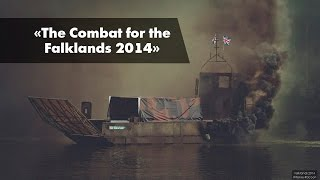 """Video from airsoft game """"The Combat for Falklands 2014"""" [Red Army Airsoft]"""