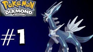 Pokemon Diamond - Episode 1