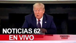 Pelea entre Trump y las redes sociales – Noticias 62    - Thumbnail