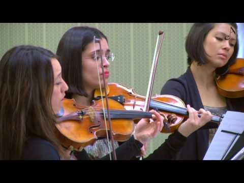 Max Bruch String Octet in B flat Major Op.Posth: 2-Adagio
