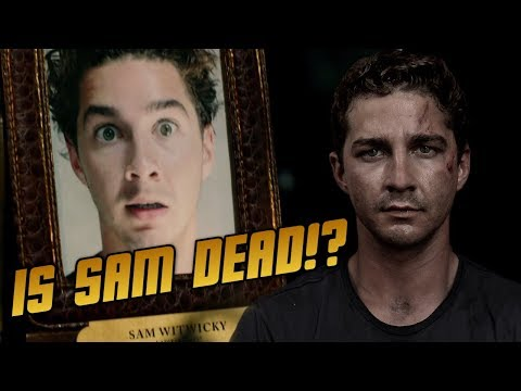 Is Sam Witwicky Dead in Transformers: The Last Knight?
