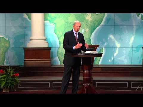 Dr. Charles Stanley – I Am Saved, Now What ?