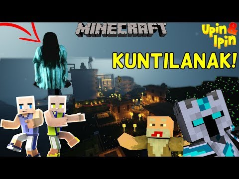 UPIN IPIN DI MAP FROST DIAMOND! - Minecraft Horror Tapi Lucu