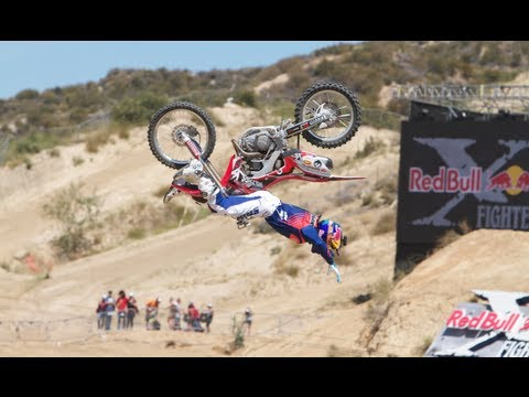 helen - Video shot at Glen Helen Raceway on May 11, 2013. This was the 2nd annual Red Bull X-Fighters Event at Glen Helen. Won by Rob Adelberg. It was a sold out eve...