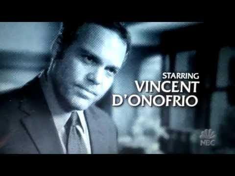 LAW & ORDER: CRIMINAL INTENT Opening Season 4 (Version 1)