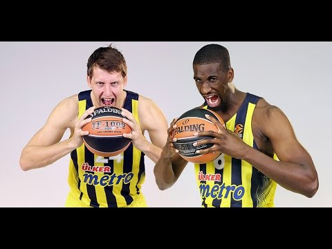 EuroLeague Weekly: Fenerbahce's twin pillars
