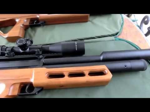 EDgun R3 .30 caliber review (видео)