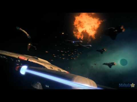 E3 2011 - Star Trek: Infinite Space Trailer