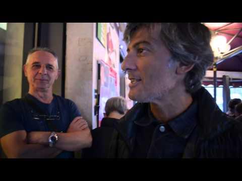 Video Edicola Backstage 18 Settembre 2014