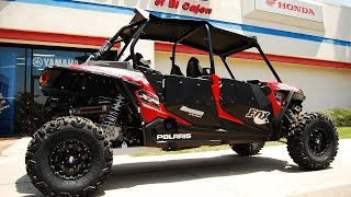 5. 2015 Polaris RZR XP 4 1000 EPS