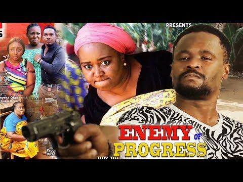 ENEMY OF PROGRESS 7 {NEW MOVIE} - ZUBBY MICHEAL|LATEST NIGERIAN NOLLYWOOD MOVIE