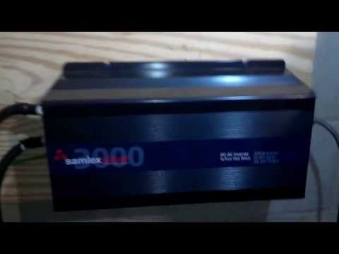 Solar Generator: Self Installed Solar Powered Generator – Inverter, Batterries, And Charger