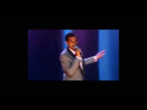 Aziz Ansari Dangerously Delicious (Stupid girls who get a boyfriend at a bar)