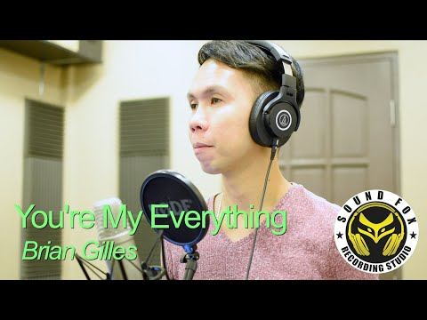 You're My Everything(Martin Nievera) | Brian Gilles