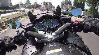 10. 2019 Yamaha FJR1300 Sport Tourer FIRST Look Review