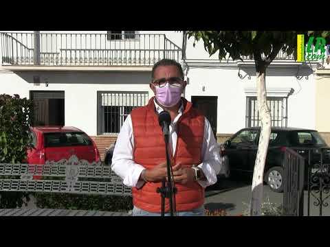 Salvador Gómez, informa de la actualidad en La Redondela
