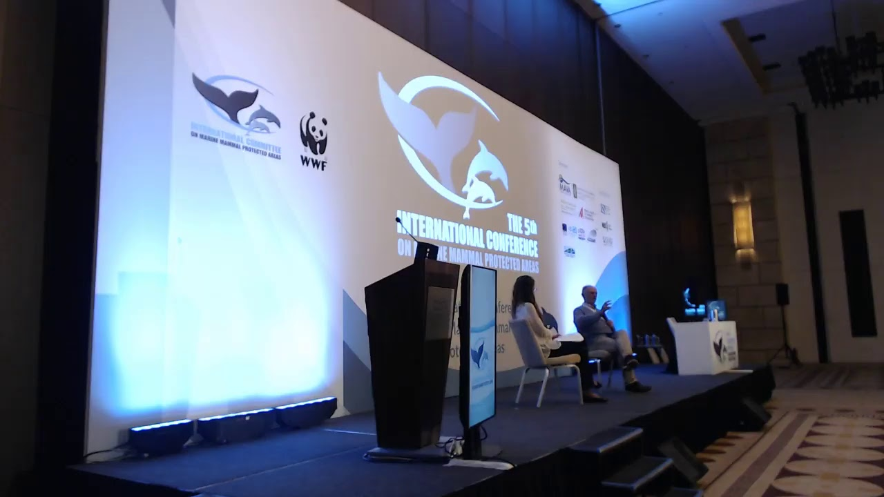 ICMMPA5 – Keynote speeches: Amalia Alberini & Giuseppe Notarbartolo di Sciara