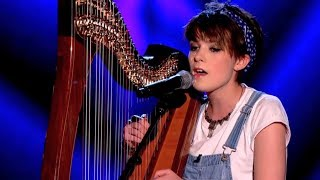 Anna McLuckie performs 'Get Lucky' by Daft Punk - The Voice UK 2014