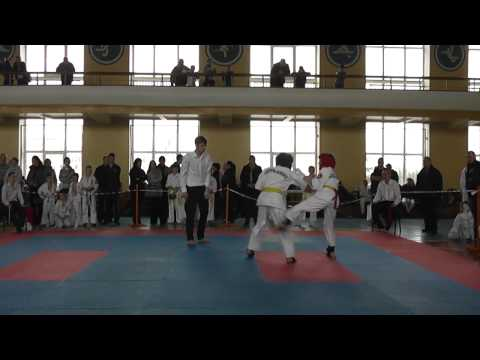 Трейлер-Кубок РБ Эншин каратэ 2013