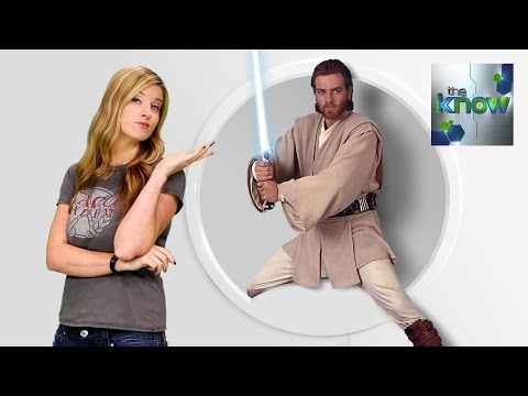 his - New rumors suggest Obi-Wan Kenobi, the most popular Star Wars character (officially!) might get his own spin-off movie. News By: Ashley Jenkins Hosted By: Ashley Jenkins Music By: @EvGres...