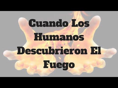 Poemas para enamorar - Cuando Los Humanos Descubrieron El Fuego