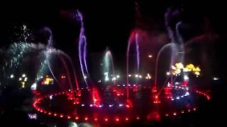 Festival of Light - Spectacular Dancing FountainGardu Pandang KaliurangYogyakarta