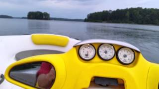 10. 2002 Seadoo Sportster LE 38 Hours used only