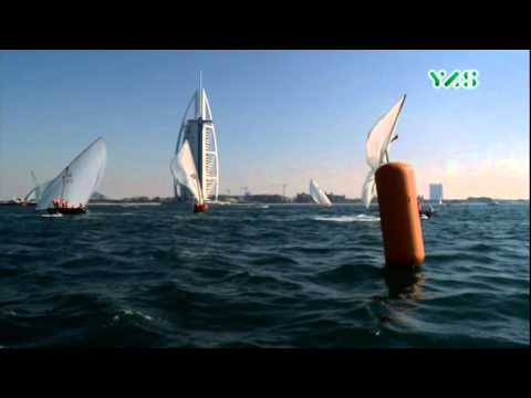 2016 Dubai Traditional Dhow Sailing Race 43ft