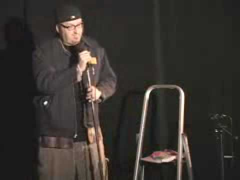 Brian Posehn Stand Up Comedy